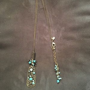 Chicos Long , necklace